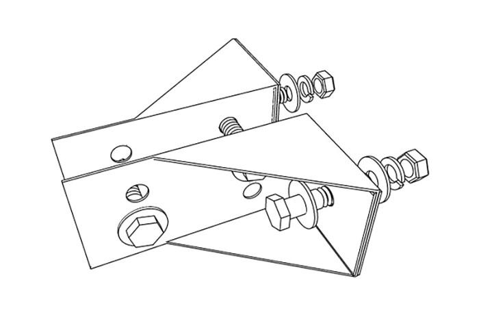 3D: DeckLok Line Art